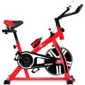 Adjustable Exercise Bicycle for Cycling and Cardio Fitness