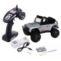 Silver 1:22 2.4G 4WD High Speed RC Desert Buggy Truck