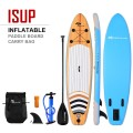 Inflatable Stand Up Paddle Surfboard with Bag