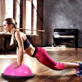 """23"""" Exercise Yoga Ball Balance Trainer with Pump"""