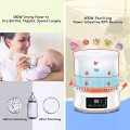 Baby Bottle Electric Steam Sterilizer with LED Display