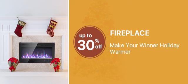 fireplace sale 2021
